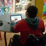 Investigadores de la UGR diseñan un sistema de interacción para personas con autismo
