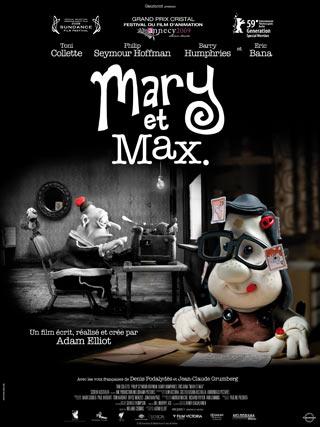 Mary Y Max Quierete Primero A Ti Mismo Autismo Diario
