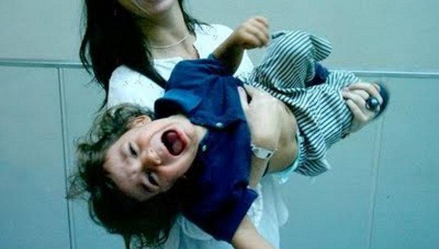 Controla los berrinches de los niños