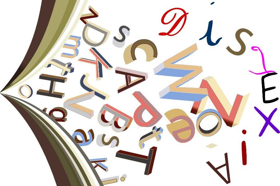 Resultado de imagen para imagenes de dislexia