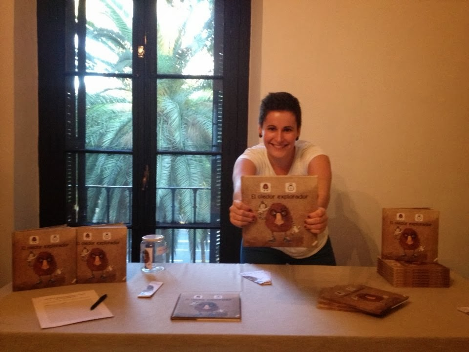 El Oledor Explorador- Miriam Reyes