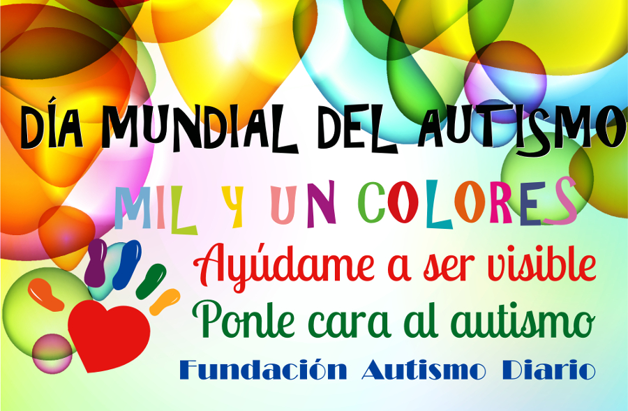 Autismo Mil Y Un Colores Autismo Diario