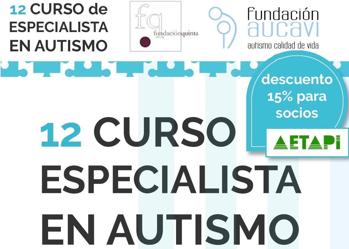Curso de Formación autismo