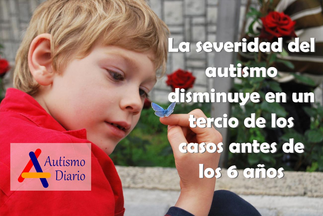 severidad autismo
